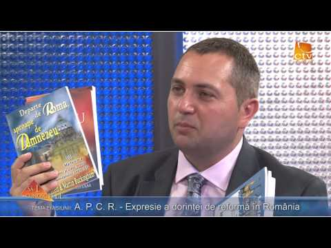 402. Florea Daniel Cristian - A.P.C.R. - Expresie a dorintei de reforma in Romania