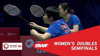 Download Video SF | WD | FUKUSHIMA/HIROTA (JPN) [1] vs CHEN/JIA (CHN) [5] | BWF 2019 MP3 3GP MP4
