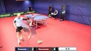 Ковалев А. vs Кальянов В.
