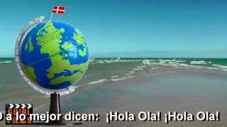 Grenen Skagen Denmark Where Two Seas Meet