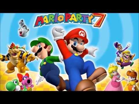 Mario Party 7 OST - Let's Go!