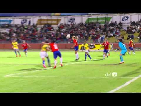 Brasil vence o Chile e segue 100% na Copa Am�rica