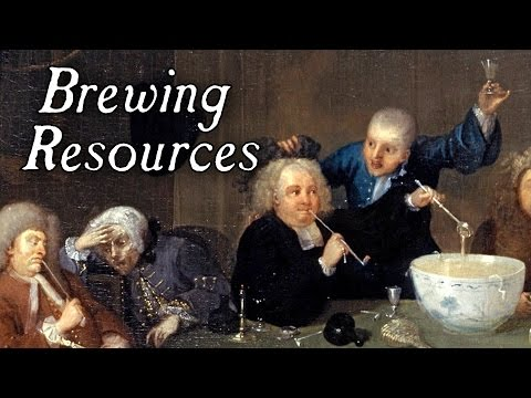Books on Brewing 18th Century Beer and Wine - Friday Resource Forum!