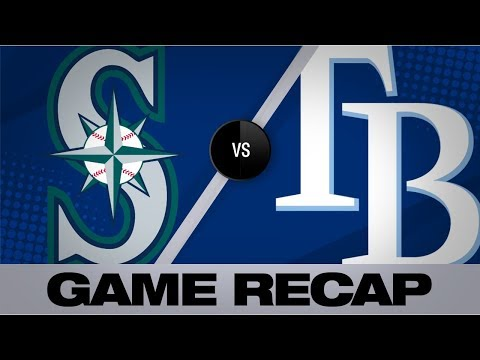 Video: Murphy slugs 2 HRs in Mariners' 9-3 win | Mariners-Rays Game Highlights 8/19/19