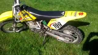 9. 2005 Suzuki DR-Z 125L For Sale