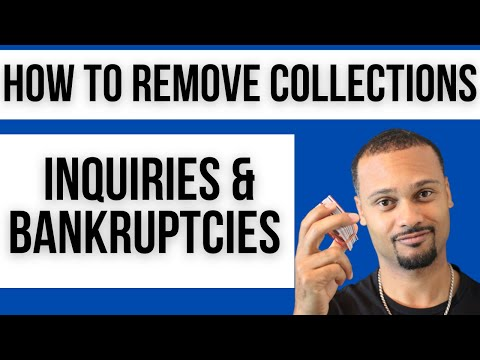 0 Do It Yourself Credit Repair   Remove Collections, Hard Inquiries, Bankruptcies, etc Yourself!