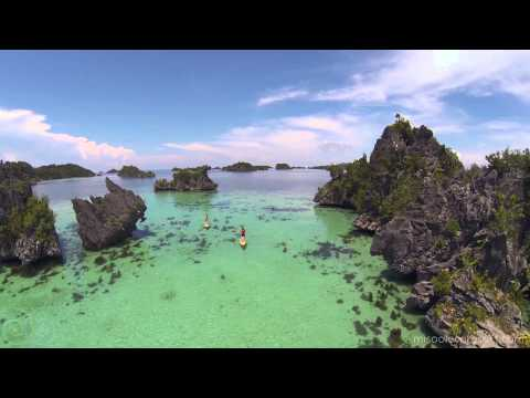 Manokwari Drone Video