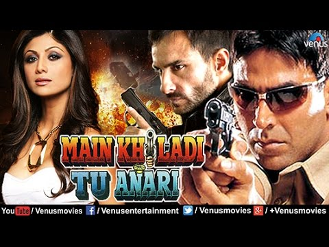 Main Khiladi Tu Anari Full Movie   Hindi Movies   Akshay Kumar Full Movies