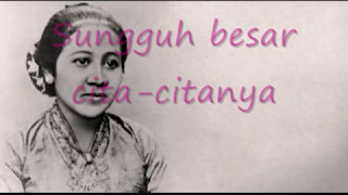 Download Video Lagu Wajib Nasional - Ibu Kita Kartini With Lirik MP3 3GP MP4