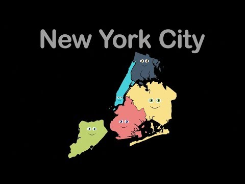 Download New York City/New York City Song/New York City Geography/New York City 5 Boroughs HD Mp4 3GP Video and MP3
