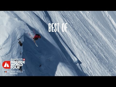 Best Of - Vallnord Arcalís - Swatch Freeride World Tour 2016
