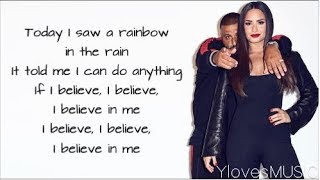 Download Lagu DJ Khaled ft. Demi Lovato - I Believes) Mp3
