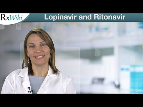 Lopinavir and Ritonavir Treat HIV Infections - Overview