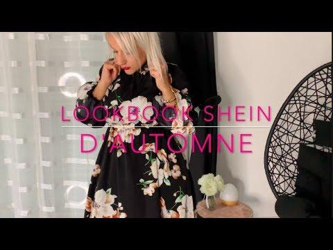 LOOKBOOK D'AUTOMNE EN MUSIQUE (SHEIN)