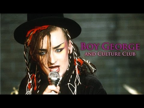 Karma Chameleon - Boy George & Culture Club - Lyrics/บรรยายไทย