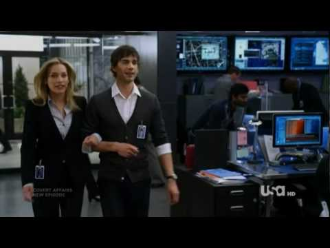 Covert Affairs Season 1 Episode 6(1)