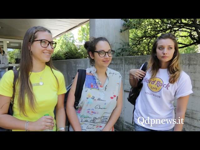 Maturità 2017 - Le impressioni dopo la terza prova degli studenti del liceo Marconi di Conegliano