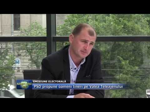 Emisiunea Electorală – 24 mai 2016 – PSD Valea Teleajenului