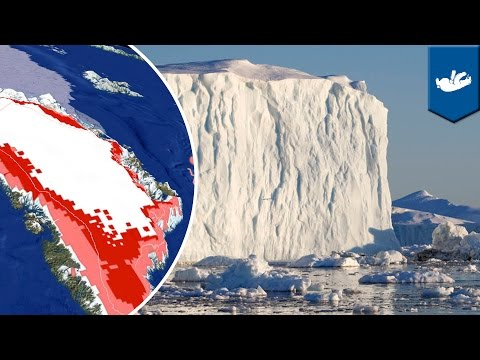 Arctic amplification: Why Greenland's ice is quickly melting - TomoNews
