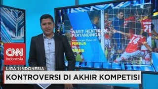 Video Kontroversi di Akhir Kompetisi Liga 1 MP3, 3GP, MP4, WEBM, AVI, FLV Januari 2018