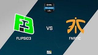 fnatic vs Flipsid3, game 1