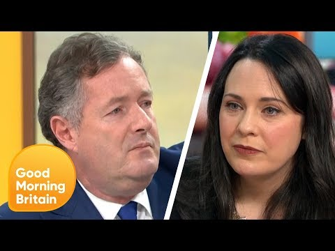 Piers And Deputy Green Party Leader Clash In Meat Tax Debate | Good Morning Britain