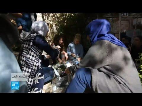 العرب اليوم - شاهد: الزراعة لمساعدة اللاجئين في الأردن