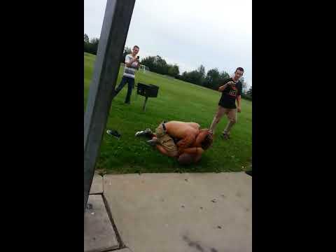 Greenwood skate park fight
