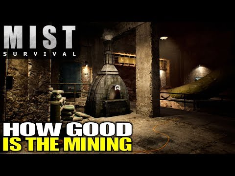HOW GOOD IS THE MINING? | Mist Survival | Let's Play Gameplay | S02E07