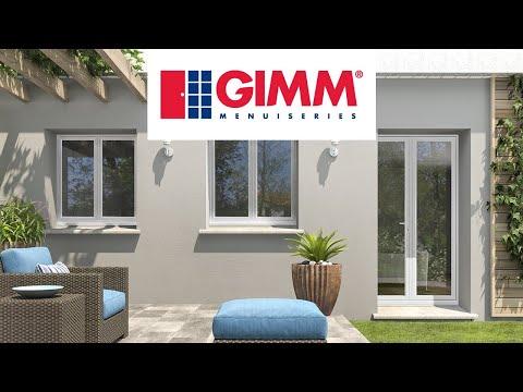 Maxitherm², la fenêtre PVC - GIMM Menuiseries