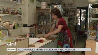 Le Cannet France  City new picture : MADE IN FRANCE : Au Cannet, le verre se décline avec passion