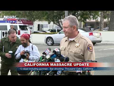 HEARTBREAKING Update On 12 Killed In California Shooting
