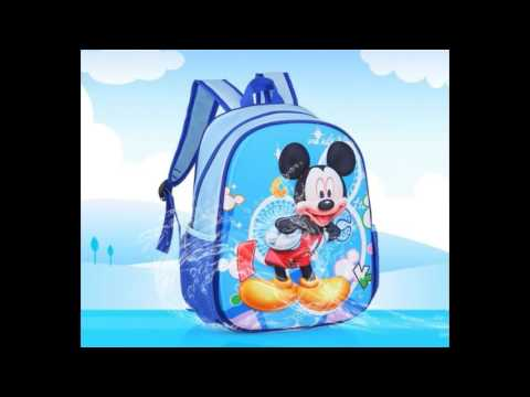 Backpacks Bag 3D cartoon Design