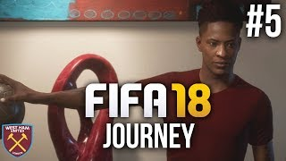 Video FIFA 18 The Journey Gameplay Walkthrough Part 5 - FIRST BIG DECISION (Full Game) MP3, 3GP, MP4, WEBM, AVI, FLV Desember 2017