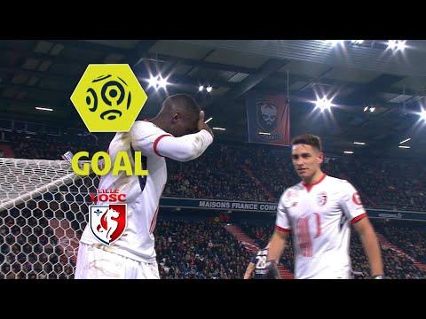 Goal Nicolas PEPE (44') / SM Caen - LOSC (0-1) / 2017-18