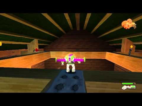 toy story 3 playstation 2 walkthrough