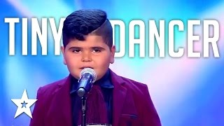 Video اراب جوت تالنت حسين دريد حسوني من العراق | Kid Dancer On Arab's Got Talent 2017 Husein MP3, 3GP, MP4, WEBM, AVI, FLV Oktober 2018