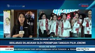 Video Jokowi-Ma'ruf Dapat Dukungan dari Pertiwi MP3, 3GP, MP4, WEBM, AVI, FLV November 2018