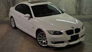 2009 BMW 328i Walk-around, Review, And Test Drive