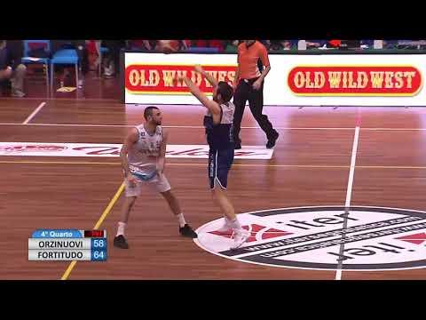 Fortitudo, gli highlights del match contro Orzinuovi