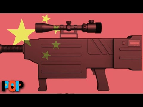 """China Creates Deadly Laser Rifle That Causes """"Instant Carbonization"""""""