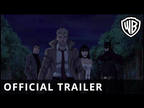 Justice League Dark (UK Trailer)