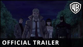 Nonton Justice League Dark   Official Trailer   Warner Bros  Uk Film Subtitle Indonesia Streaming Movie Download