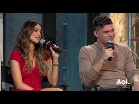 "Eiza González, DJ Cotrona & Zane Holtz on ""From Dusk Till Dawn: The Series"""