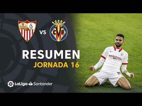 FC Sevilla 2-0 FC Villarreal