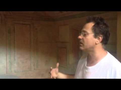 La scoperta degli affreschi nella chiesa di San Martino
