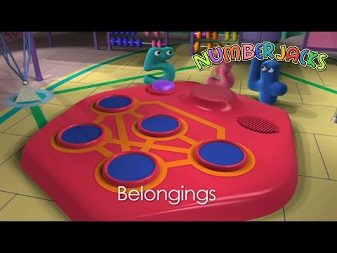 NUMBERJACKS   Belongings   S1E9