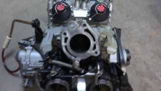 6. Seadoo Engine last minute bolt ons and install