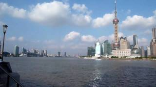 An afternoon at the Bund in ShangHai 上海