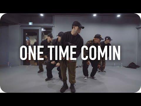 One Time Comin' - YG / Shawn Choreography - Thời lượng: 3 phút, 44 giây.